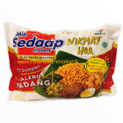Sedaap fried instant noodle SALERO RENDANG